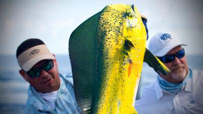 Informe de pesca de Costa Rica marzo 2021