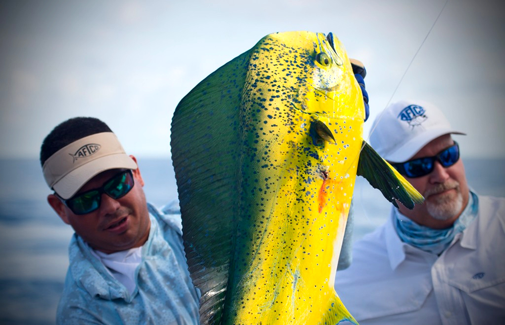 Costa Rica Fishing Report March 2021
