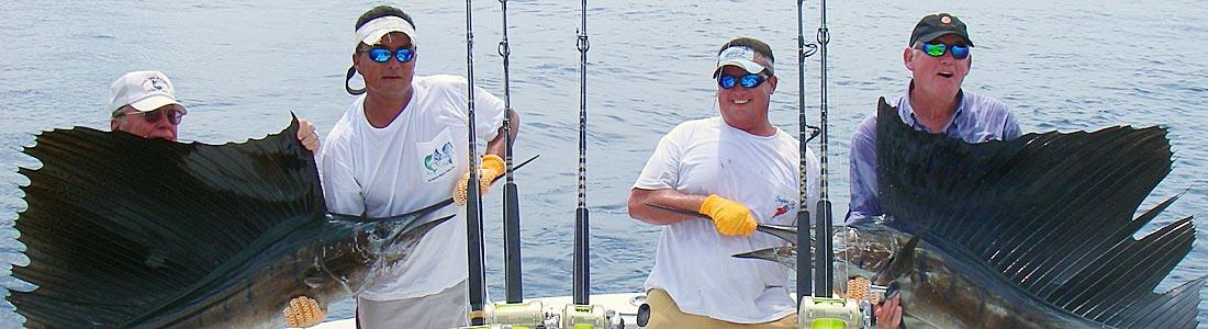 Wahoo Charter Trips for Sea Fishing