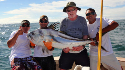 Costa Rica Fishing Report February 2021