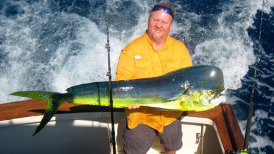 Costa Rica Fishing Report January 2021