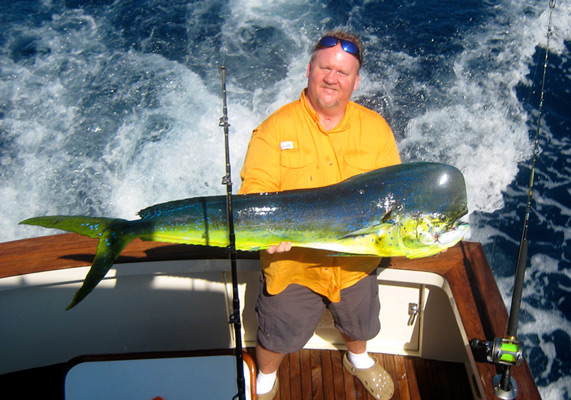 Yellowfin Tuna at Los Suenos