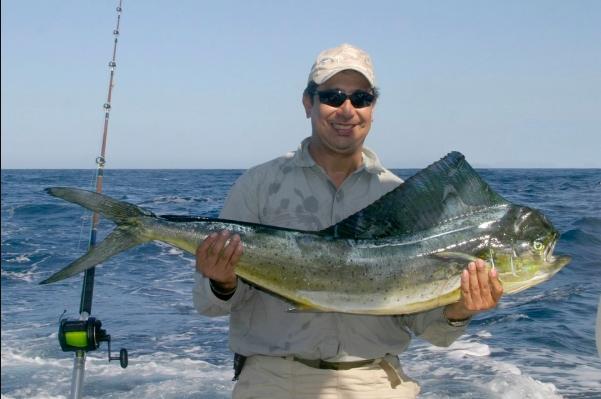 Green Season Starts With Yellowfins and Dorado