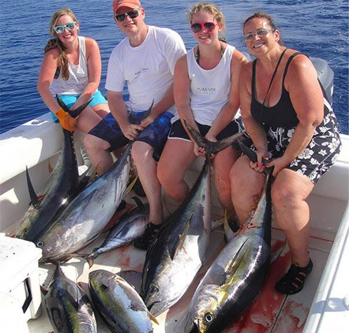 Los Suenos Costa Rica Fishing Report March 19, 2013