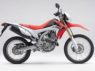 Jaco motorcycle rental crf 250