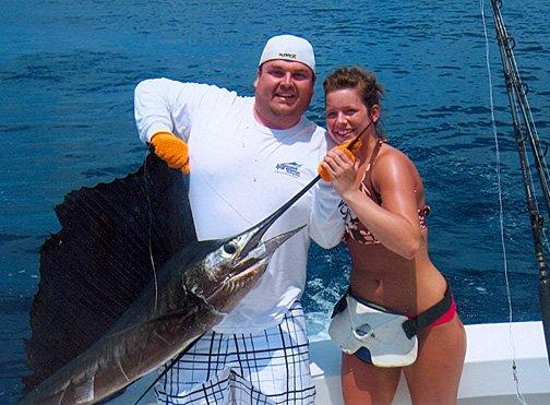 Steady Mahi-Mahi and Yellow fin tuna fishing