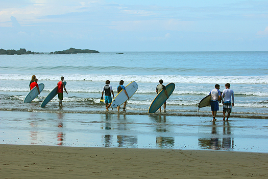 Surfing Lessons in Costa Rica|Surfing Playa Jaco