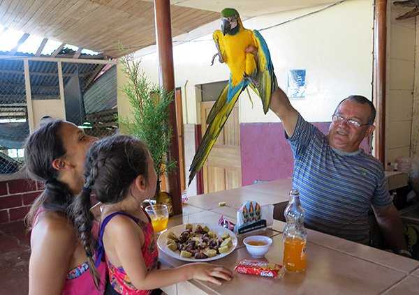 Kid Friendly Costa Rica Vacations