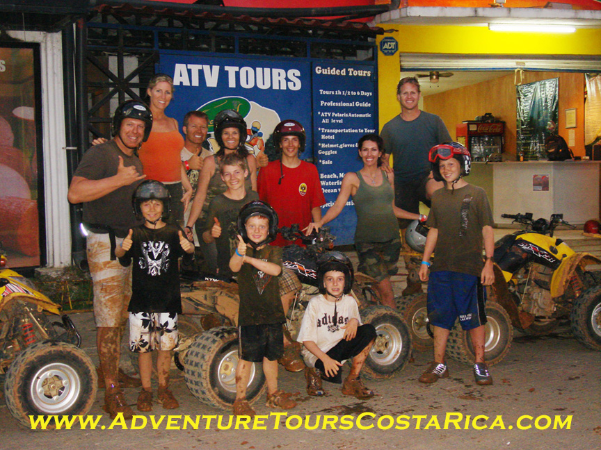 Top Six Things to do in Costa Rica with Your Kids