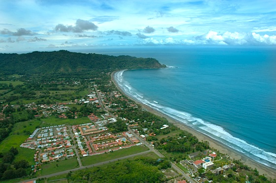 Vacationing in Jaco, Costa Rica