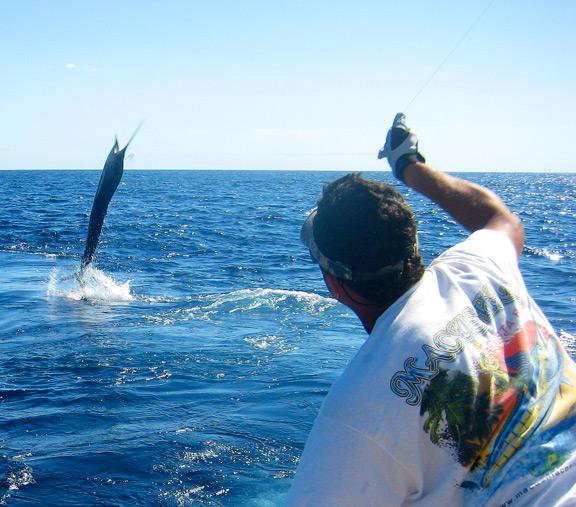 Spectacular inshore fishing at Los Sueños!