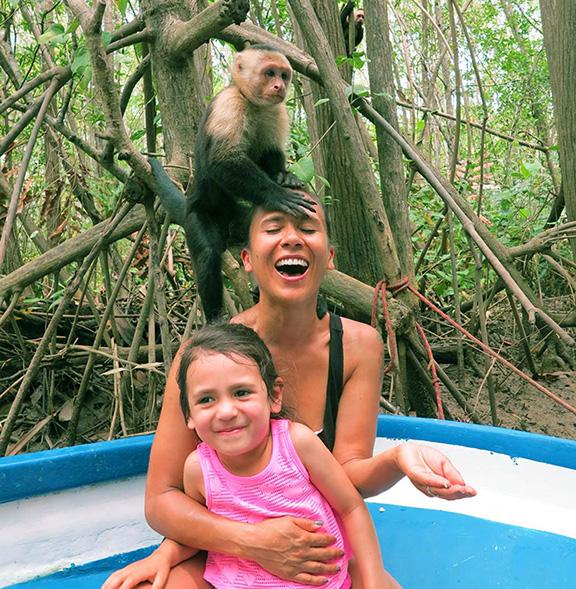 Monkeys Around Jaco Costa Rica