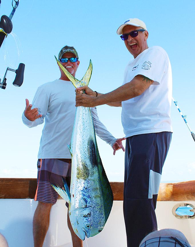 Green Season Fishing Not Slowing Down