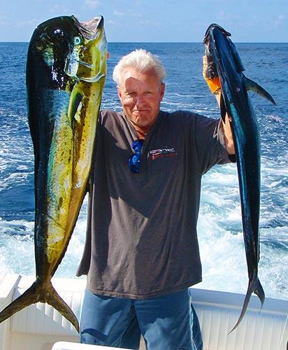 Mahi Mahi, Yellowfin and Marlin Going Strong