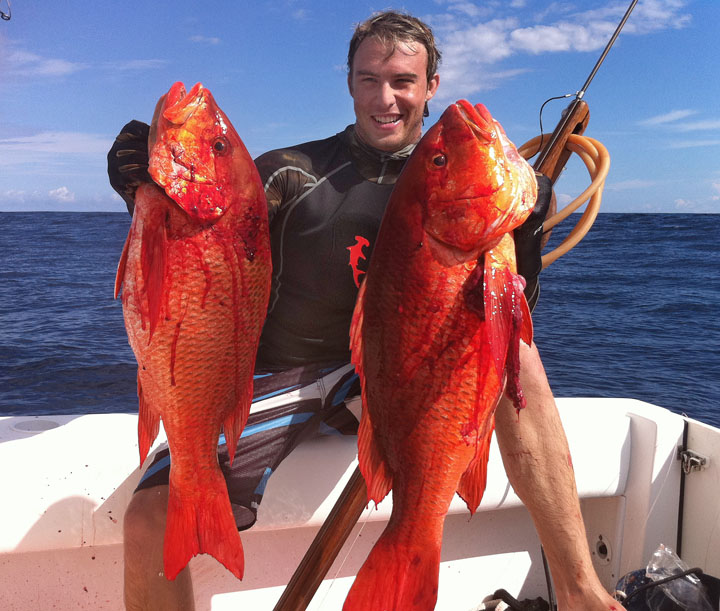 Red hot fishing weeks!