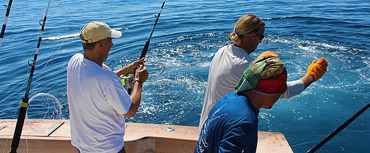 Costa Rica Tournament Fishing Report