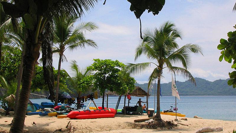 Island cruises Tortuga