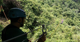 Best Places for Zip Lines in Costa Rica