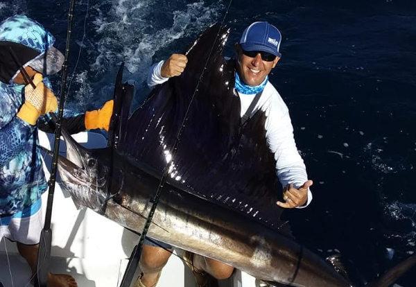 Pesca con Numerosas Presas sin Parar