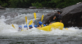 Four Ways to Enjoy Water Action in Costa Rica