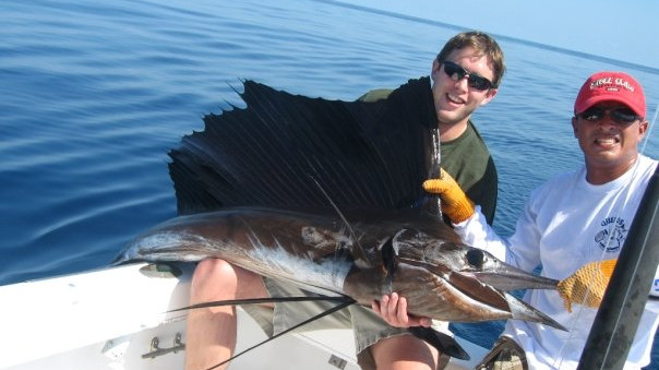 Sailfish and Marlin as we Await the World's Top Anglers