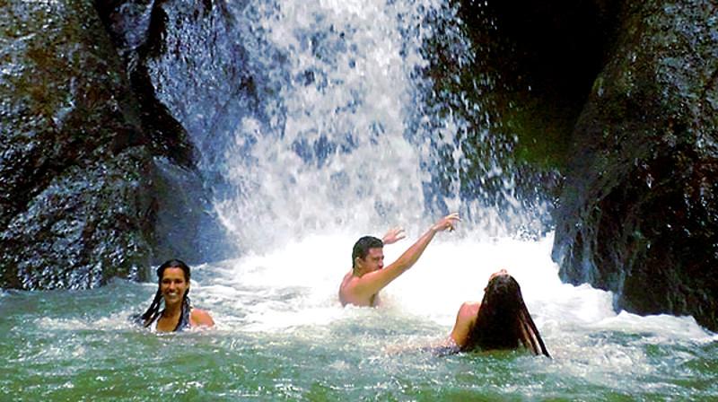 Waterfall Tour in Costa Rica