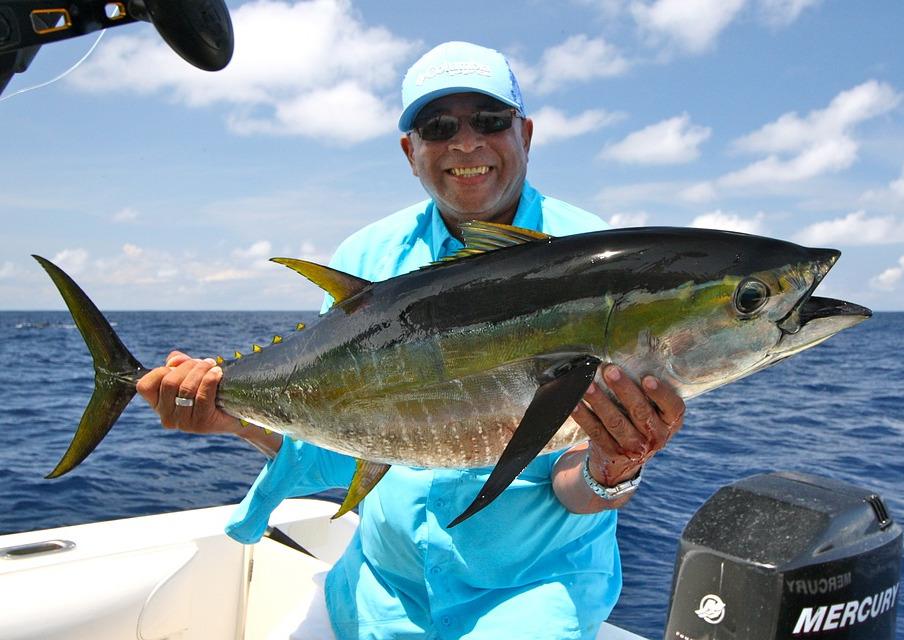 Yellowfin Tuna in Costa Rica