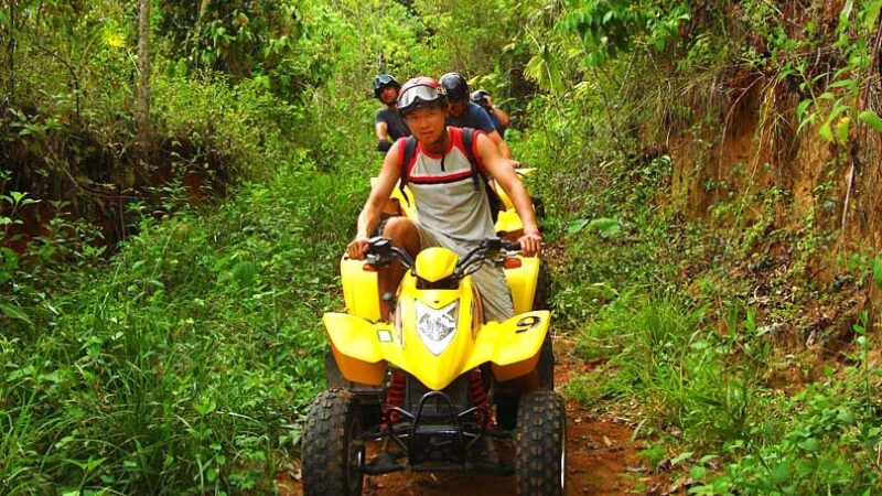 3-Hour ATV Tour