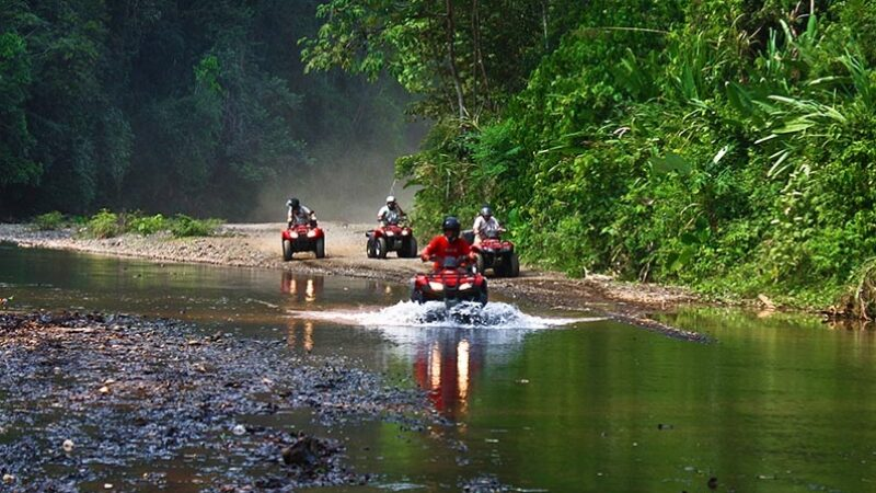 4-Hour ATV Tour