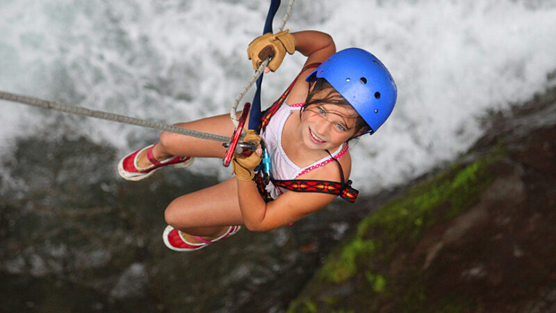 Canyoning & Rappelling