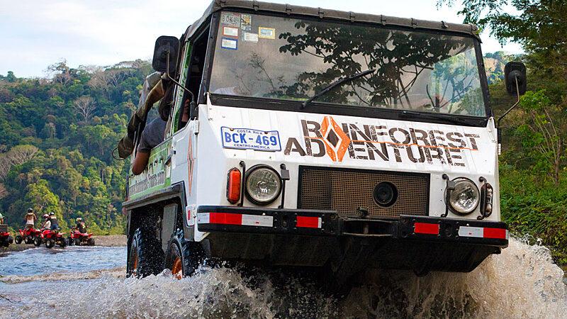 Signature Rainforest Tour