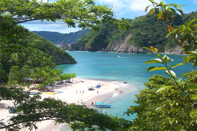 Tortuga Island