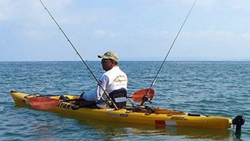 Pesca en Kayak
