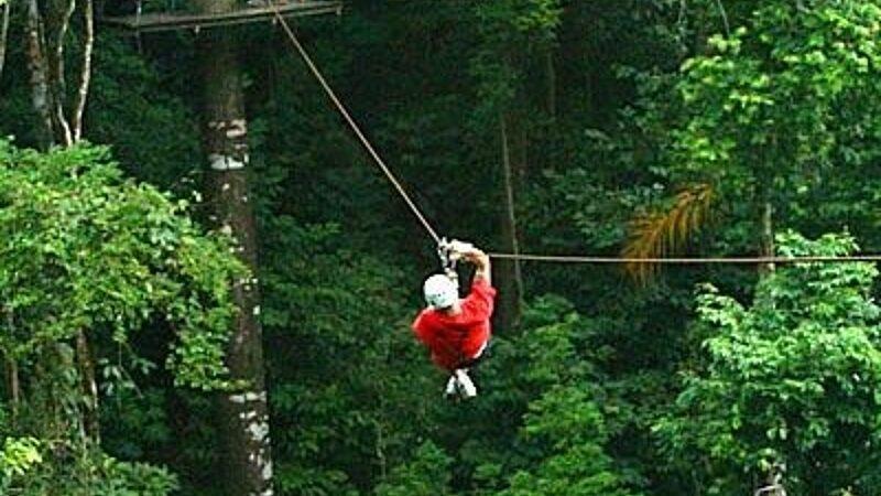Tour de Canopy en Jacó